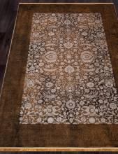 Ковер 9208 - BROWN - Прямоугольник - коллекция SHEIKH