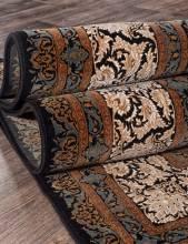 Ковер 9212 - BROWN - Прямоугольник - коллекция SHEIKH - фото 4