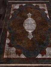 Ковер 9231 - BROWN - Прямоугольник - коллекция SHEIKH