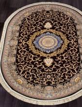 Ковер 5371 - 000 - Овал - коллекция SHIRAZ