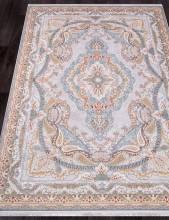 Ковер 9730 - BLUE - Прямоугольник - коллекция SHIRAZ