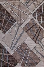 Ковер D487 - BEIGE-BROWN - Прямоугольник - коллекция SIERRA - фото 2