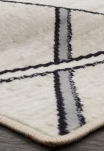 Ковер D487 - BEIGE-BROWN - Прямоугольник - коллекция SIERRA - фото 4