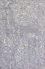 Ковер 0312 - GRAY-CREAM - Прямоугольник - коллекция SIGMA - фото 2