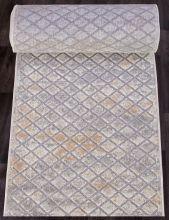 Ковровая дорожка 0406 - BROWN-BEIGE - коллекция SIGMA