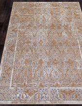 Ковер 4205 - GRAY-BEIGE - Прямоугольник - коллекция SIGMA