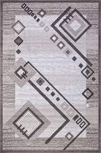 Ковер d188 - GRAY - Прямоугольник - коллекция SILVER - фото 2