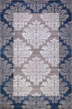 Ковер d213 - GRAY-BLUE - Прямоугольник - коллекция SILVER - фото 2