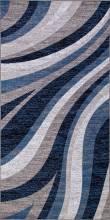 Ковер d234 - GRAY-BLUE - Прямоугольник - коллекция SILVER - фото 2