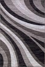 Ковер d234 - GRAY - Прямоугольник - коллекция SILVER - фото 2