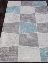 Ковер 2192 - LIGHT GRAY - Прямоугольник - коллекция SOFIT