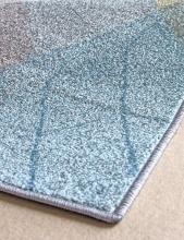 Ковер 2368 - GRAY-MULTICOLOR - Прямоугольник - коллекция SOFIT - фото 4