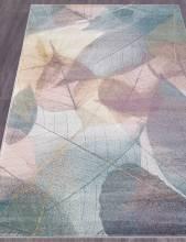 Ковер 2368 - GRAY-MULTICOLOR - Прямоугольник - коллекция SOFIT