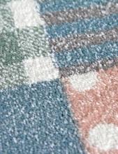 Ковер 2649 - LIGHT CREAM - Прямоугольник - коллекция SOFIT - фото 5
