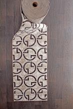 Ковровая дорожка D5049 - 097 D.GREY - коллекция STYLE