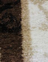 Ковер D045 - CREAM-BROWN - Овал - коллекция SUNRISE 2 - фото 2
