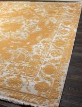 Ковер 08311C - ORANGE / ORANGE - Прямоугольник - коллекция TRUVA - фото 3