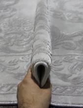 Ковер 08455G - GREY / GREY - Прямоугольник - коллекция TRUVA - фото 2