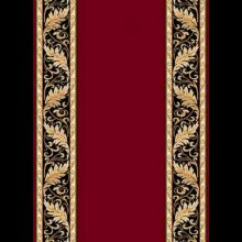 Ковер D040 - RED - Прямоугольник - коллекция VALENCIA 2