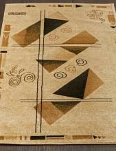 Ковер 5383 - CREAM - Прямоугольник - коллекция VALENCIA