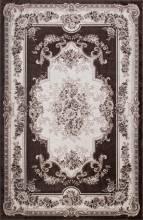 Ковер 4015 - BROWN - Прямоугольник - коллекция VALENCIA DELUXE - фото 2