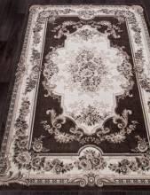 Ковер 4015 - BROWN - Прямоугольник - коллекция VALENCIA DELUXE