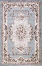 Ковер 4015 - L.BLUE-BROWN - Прямоугольник - коллекция VALENCIA DELUXE - фото 2