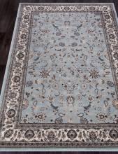 Ковер d251 - L.BLUE-BROWN - Прямоугольник - коллекция VALENCIA DELUXE